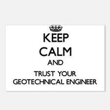 Keep Calm and Trust Your Geotechnical Engineer Pos