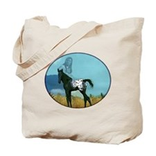 Nez Perce Pony Tote Bag