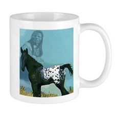 Nez Perce Pony Mug