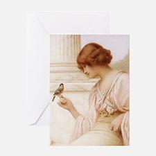 Captive's Return Card Greeting Cards