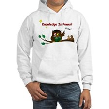 Teacher Wise Owl Jumper Hoody