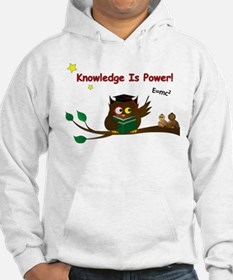 Teacher Wise Owl Jumper Hoody