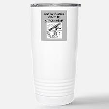 astronomy Travel Mug