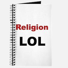Religion LOL Journal