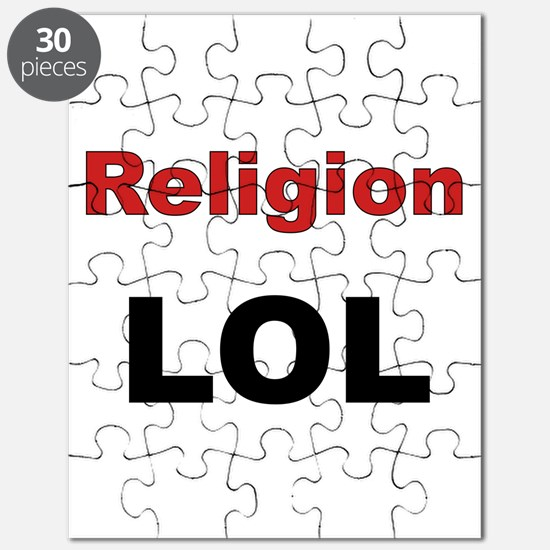 Religion LOL Puzzle