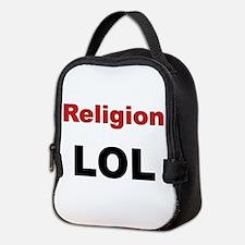 Religion LOL Neoprene Lunch Bag