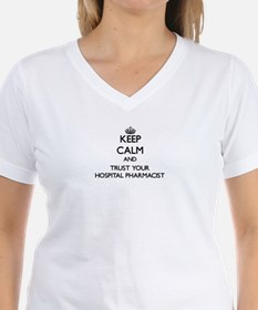 Keep Calm and Trust Your Hospital Pharmacist T-Shi