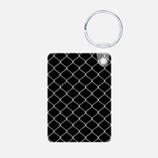 Chain Link Fence Keychains Keychains