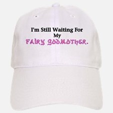I'm Still Waiting Baseball Baseball Cap
