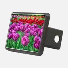 Tulip Field Hitch Cover
