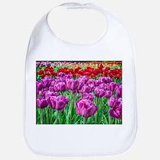Tulip Field Bib