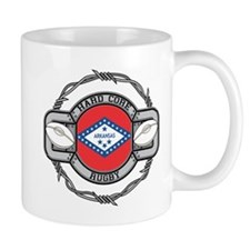 Arkansas Rugby Mug