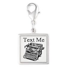 Text Me-Typewriter-1 Charms