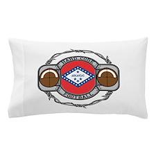 Arkansas Football Pillow Case