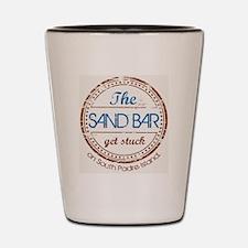 The Sand Bar-South Padre Island, TX Shot Glass
