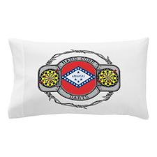 Arkansas Darts Pillow Case