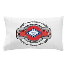 Arkansas Boxing Pillow Case