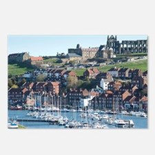 Whitby Upper Harbour and  Postcards (Package of 8)