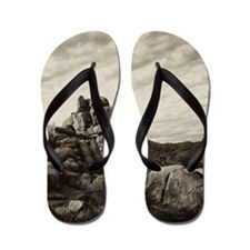 Unique Mountianeering Flip Flops