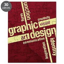 Graphic Design Puzzle