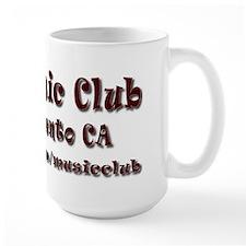 Big Music Club Mug