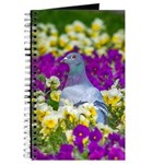 Pigeon and Pansies Journal
