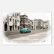 Cuba Postcards (Package of 8)
