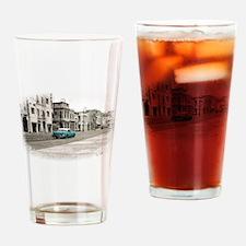 Cuba Drinking Glass