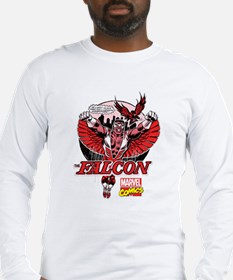 Marvel Falcon Long Sleeve T-Shirt