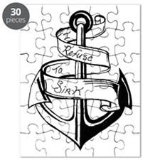 I refuse to sink Puzzle