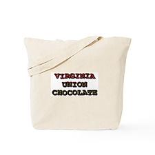 VIRGINIA UNION CHOCOLATE Tote Bag