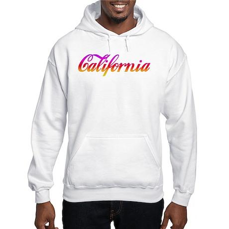 California Sunset Hooded Sweatshirt
