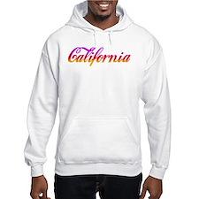California Sunset Hoodie Sweatshirt
