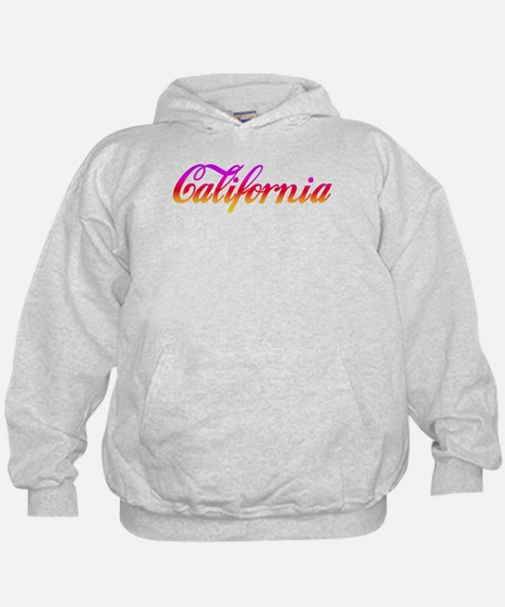 California Sunset Hoody