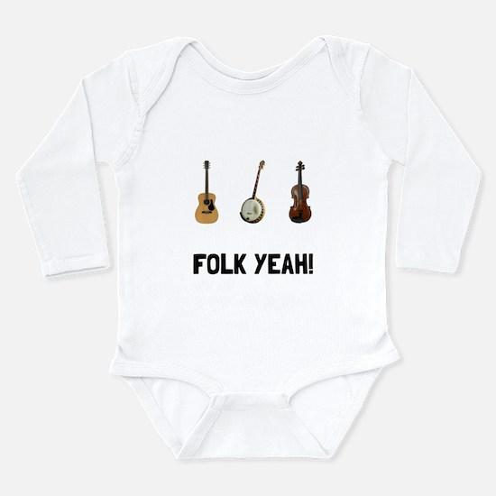 Folk Yeah Body Suit