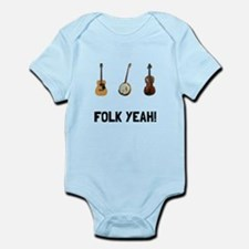 Folk Yeah Body Suit