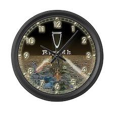 Riyadh Large Wall Clock