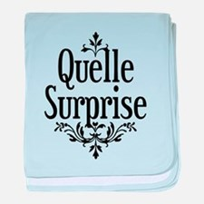 Quelle Surprise baby blanket