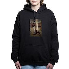 Magic Circle Women's Hooded Sweatshirt