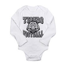 Tigers Football Body Suit