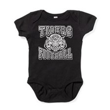 Tigers Football Baby Bodysuit