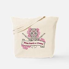 Skull Logo Alias Smith and Owens Tote Bag