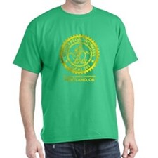 Local 503 - Portland Front Print T-Shirt