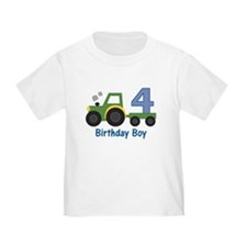 3rd Birthday Tractor T