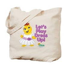 Chica Dress Up Tote Bag