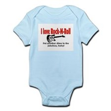 ILOVEROCKNROLL Body Suit