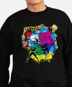 Color Burst Nova Sweatshirt