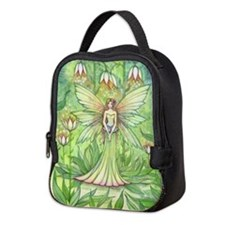 Illuminated Garden Fairy Neoprene Lunch Bag
