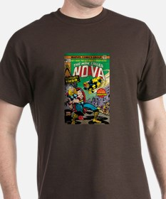Comic Book Cover Nova 2 T-Shirt