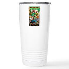 Comic Book Cover Nova 2 Travel Mug